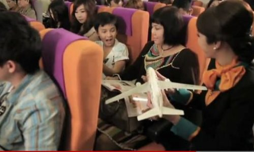 Thai Airline Hires Transgender Flight Attendants