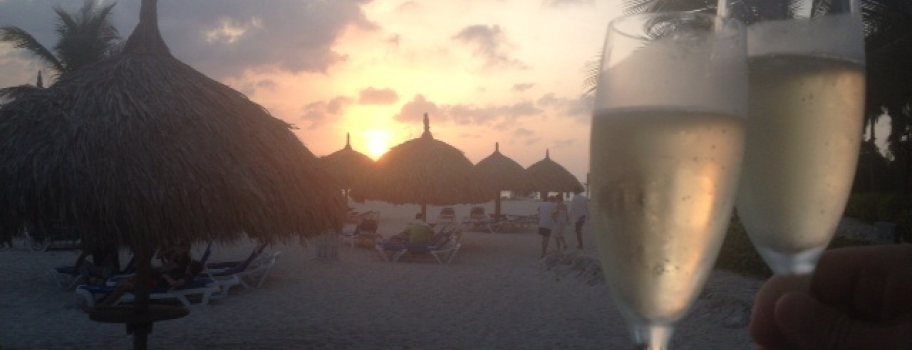 Day 6 of our honeymoon at Curaçao Marriott Beach Resort and Emerald Casino! Main Image
