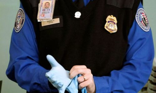 Davey Wavey and the Homophobic TSA Agent