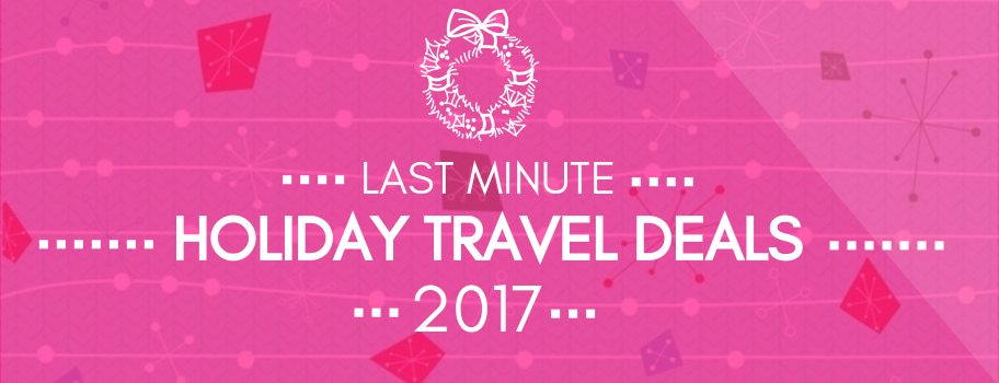 Holiday Travel Deals Image