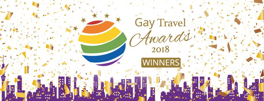 2018 Gay Travel Award Winners Revealed Image