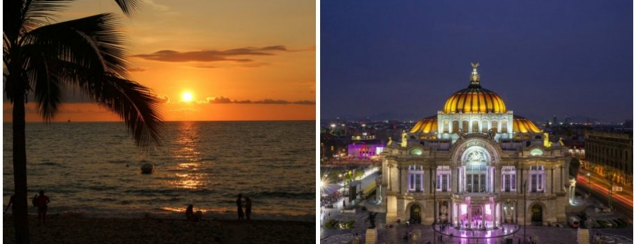 A Tale of Two Cities - the best of both worlds in one vacation Image