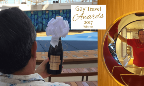 Royal Caribbean Wins 2017 Gay Travel Award for 'Cruise Line' of the Year